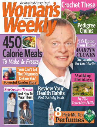 Woman's Weekly - UK 19th September 2017