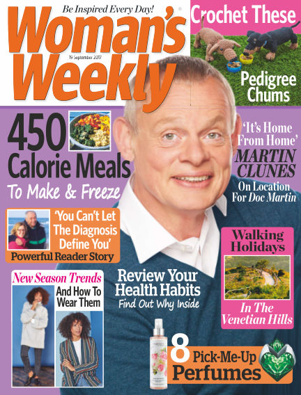 Woman's Weekly - UK September 13, 2017 00:00