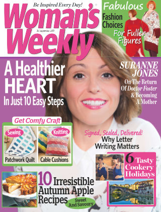 Woman's Weekly - UK 26th September 2017