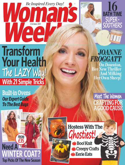 Woman's Weekly - UK September 27, 2017 00:00