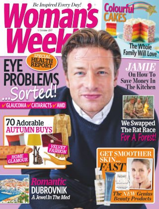 Woman's Weekly - UK 17th October 2017