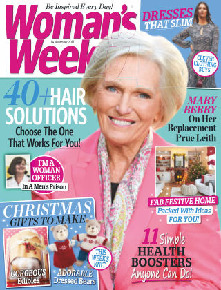Woman's Weekly - UK 14th November 2017