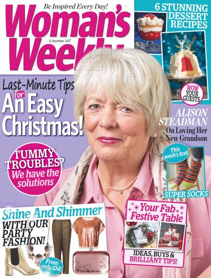 Woman's Weekly - UK December 06, 2017 00:00