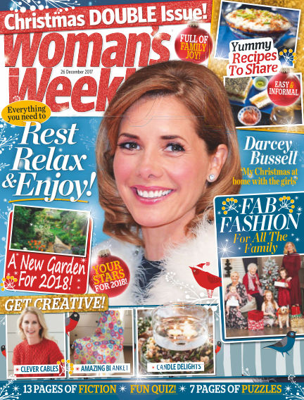 Woman's Weekly - UK December 13, 2017 00:00