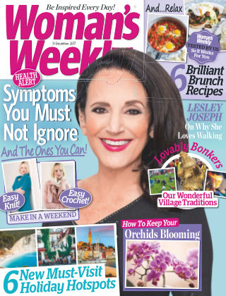 Woman's Weekly - UK 31st December 2017
