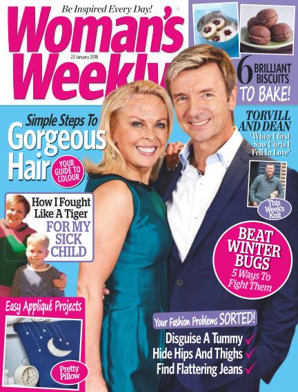 Woman's Weekly - UK January 17, 2018 00:00