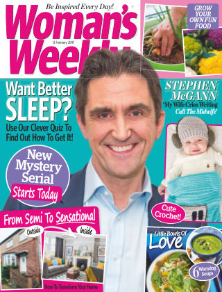 Woman's Weekly - UK 13th Feb 2018