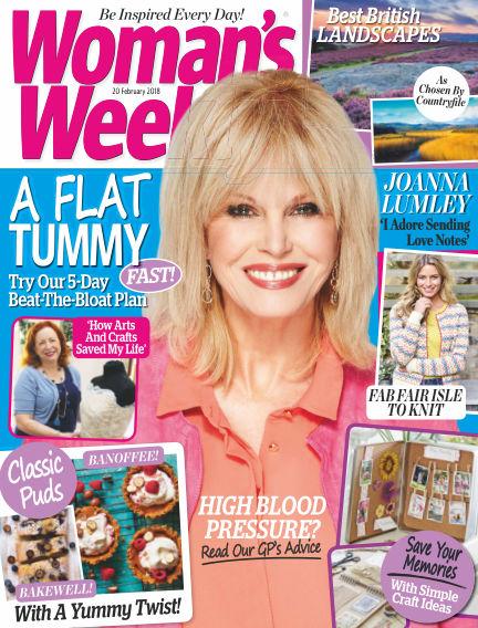 Woman's Weekly - UK February 14, 2018 00:00