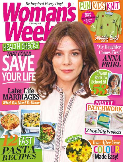 Woman's Weekly - UK February 20, 2018 00:00