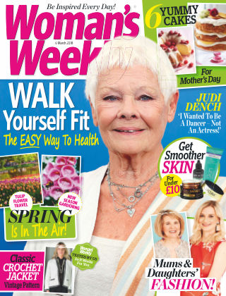 Woman's Weekly - UK 6th March 2018