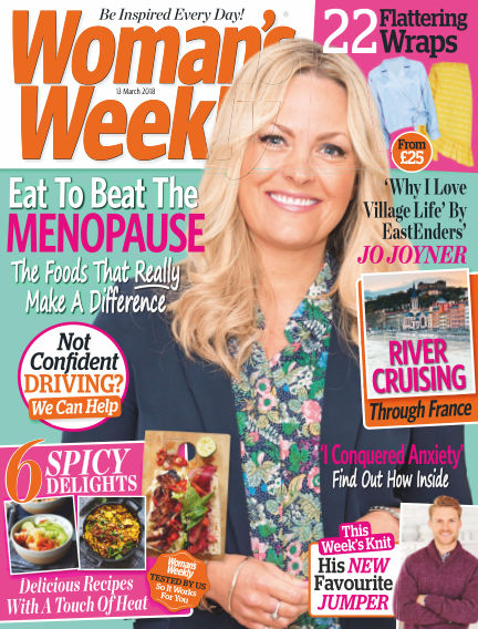 Woman's Weekly - UK March 06, 2018 00:00