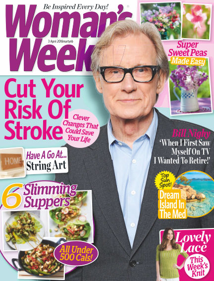 Woman's Weekly - UK March 28, 2018 00:00