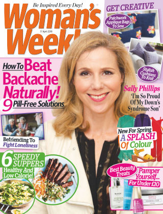 Woman's Weekly - UK 17th April 2018