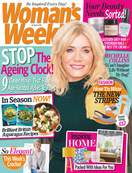 Woman's Weekly - UK April 18, 2018 00:00
