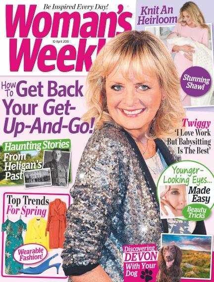 Woman's Weekly - UK April 04, 2018 00:00