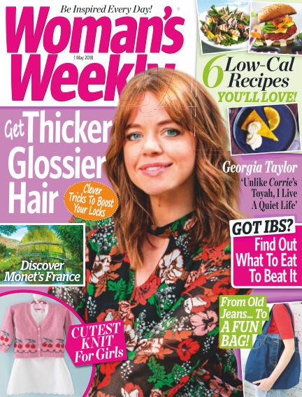 Woman's Weekly - UK April 25, 2018 00:00