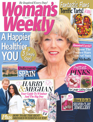 Woman's Weekly - UK 15th May 2018