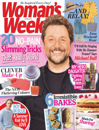 Woman's Weekly - UK 22nd May 2018