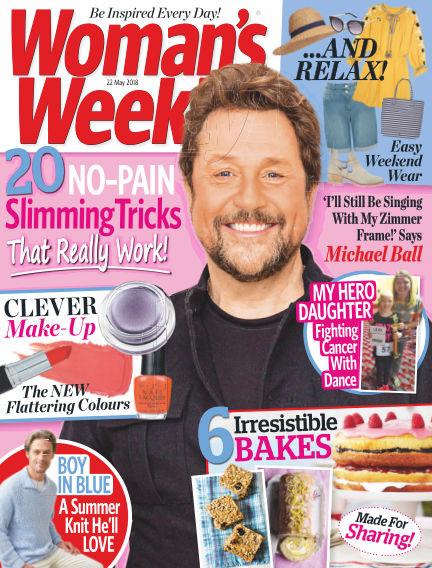 Woman's Weekly - UK May 16, 2018 00:00