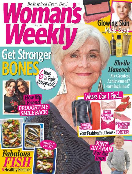 Woman's Weekly - UK May 22, 2018 00:00