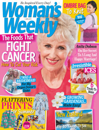Woman's Weekly - UK 5th June 2018