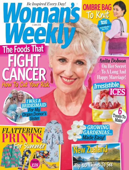 Woman's Weekly - UK May 30, 2018 00:00