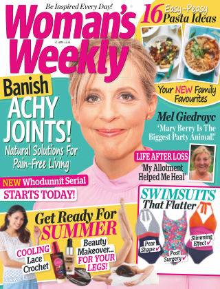 Woman's Weekly - UK 12th June 2018