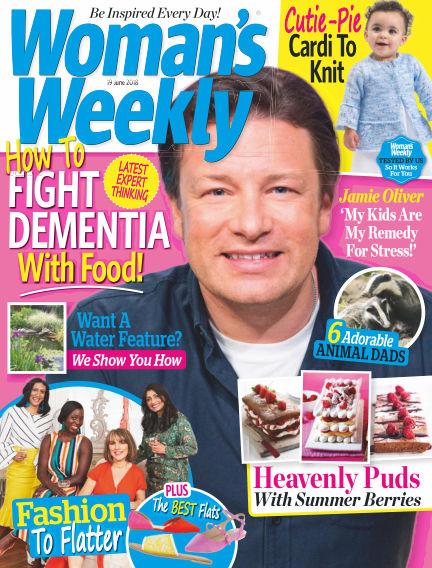 Woman's Weekly - UK June 13, 2018 00:00