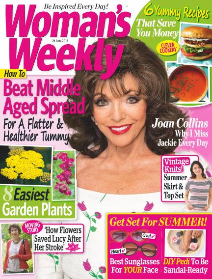 Woman's Weekly - UK June 20, 2018 00:00