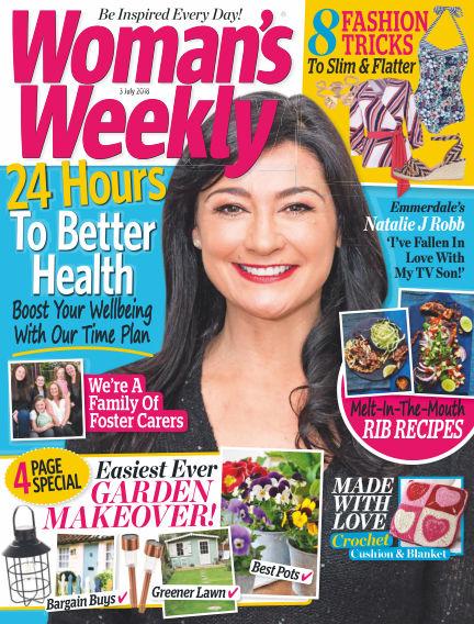 Woman's Weekly - UK June 27, 2018 00:00