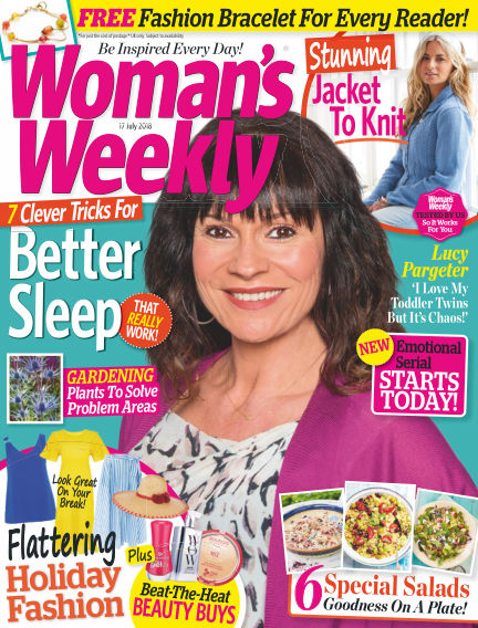 Woman's Weekly - UK July 11, 2018 00:00