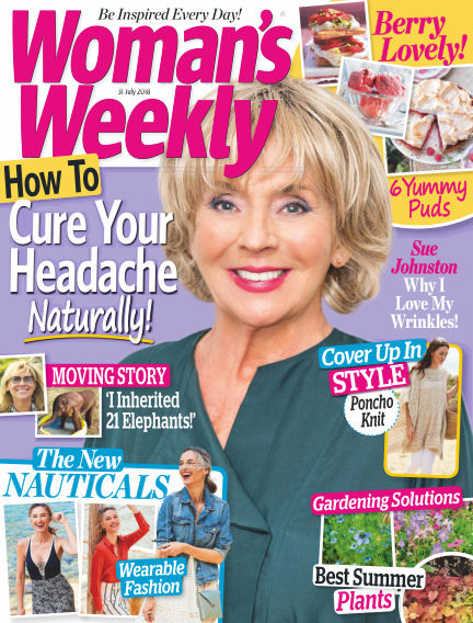 Woman's Weekly - UK July 25, 2018 00:00