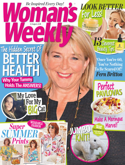 Woman's Weekly - UK August 08, 2018 00:00
