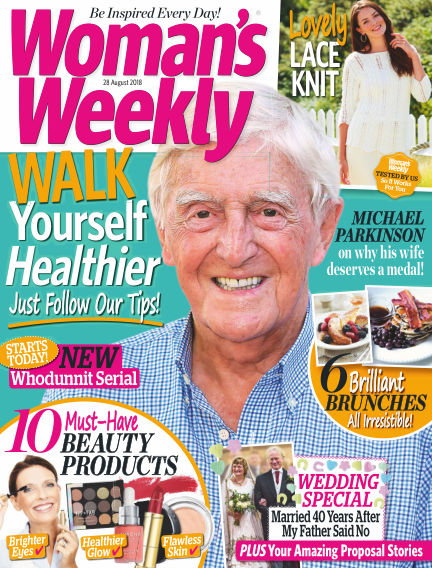 Woman's Weekly - UK August 22, 2018 00:00