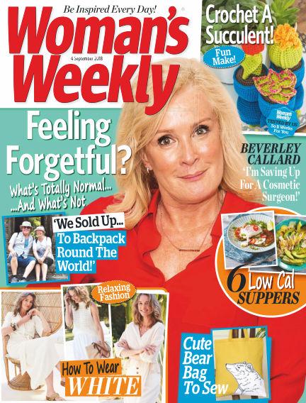 Woman's Weekly - UK August 29, 2018 00:00