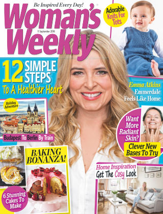 Woman's Weekly - UK 11th September 2018