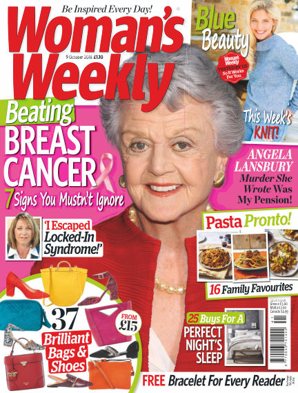 Woman's Weekly - UK October 03, 2018 00:00