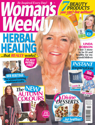 Woman's Weekly - UK 16th October 2018