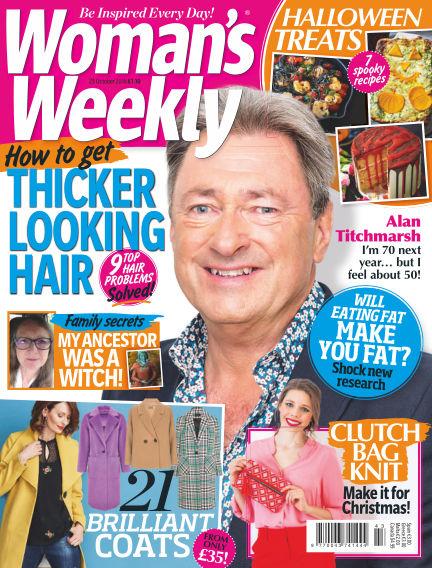 Woman's Weekly - UK October 17, 2018 00:00