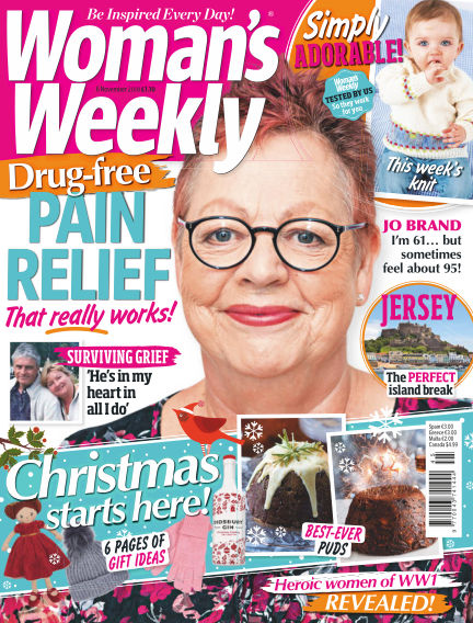 Woman's Weekly - UK October 31, 2018 00:00