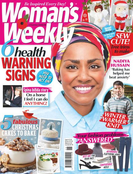 Woman's Weekly - UK November 07, 2018 00:00