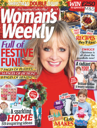 Woman's Weekly - UK Nov 27 2018
