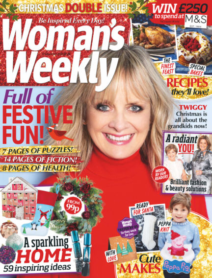 Woman's Weekly - UK November 14, 2018 00:00