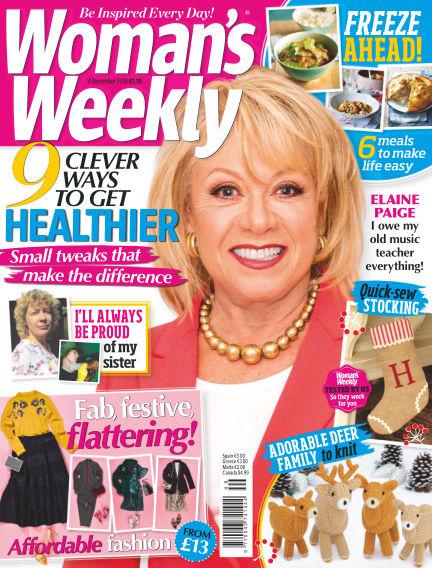 Woman's Weekly - UK November 28, 2018 00:00