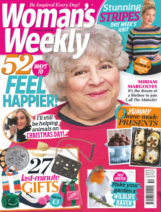 Woman's Weekly - UK December 11th 2018