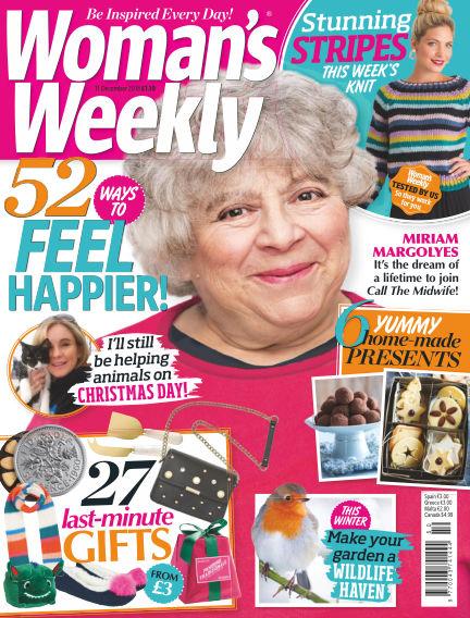 Woman's Weekly - UK December 05, 2018 00:00