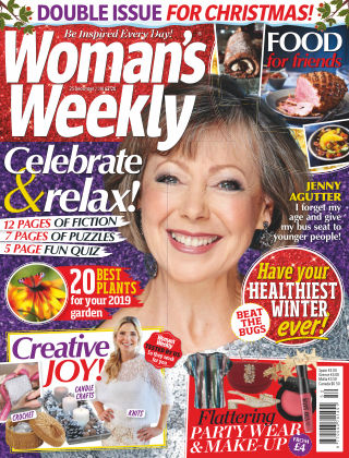 Woman's Weekly - UK December 25th 2018