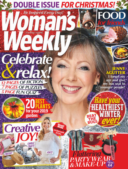 Woman's Weekly - UK December 12, 2018 00:00