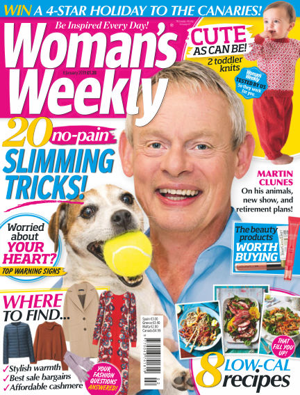 Woman's Weekly - UK January 02, 2019 00:00