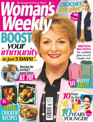 Woman's Weekly - UK Jan 15 2019